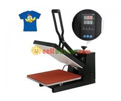 Digital Flat Heat Press 15/15 Inch
