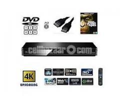 ORIGINAL NEW  MODEL OF PANASONIC  DVD PLAYER