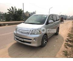 noah si high grade 2 door power fresh condition family use car