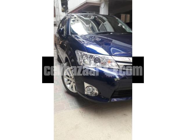 Toyota Axio G PRO Limited Hybrid Royal Blue - 2/5
