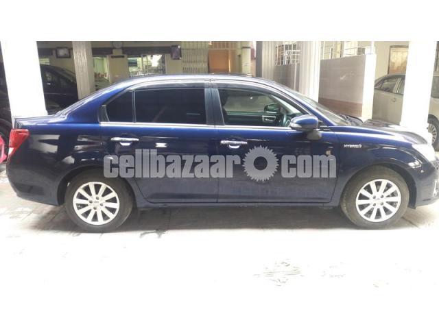Toyota Axio G PRO Limited Hybrid Royal Blue - 3/5