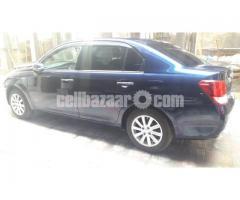 Toyota Axio G PRO Limited Hybrid Royal Blue - Image 4/5