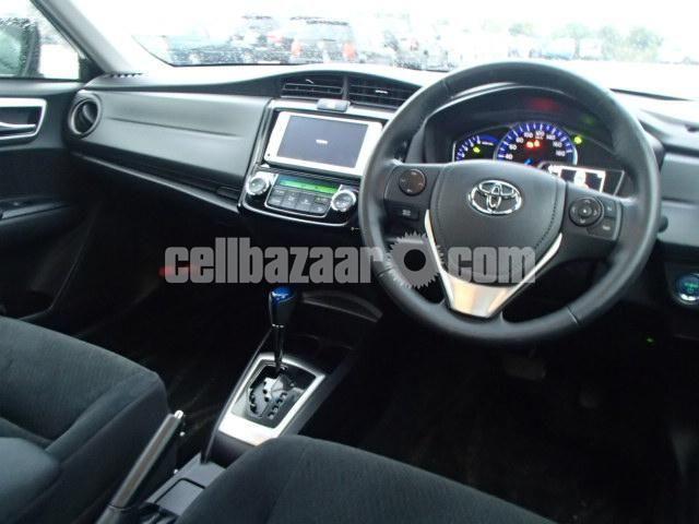 Toyota Axio G PRO Limited Hybrid Royal Blue - 5/5