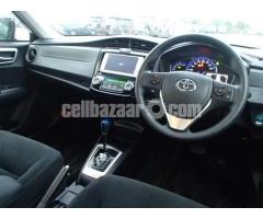 Toyota Axio G PRO Limited Hybrid Royal Blue - Image 5/5