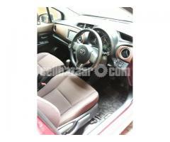 Toyota Vitz Jewela Premium Edition 2012