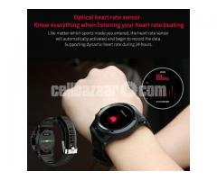 Microwear H1 Smart Watch Android 4.4 Waterproof 1.39 inch MTK6572 Wifi GPS SIM