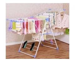 FOLD ABLE CLOTH DRYER STAND