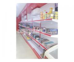 Super Shop Rack (6'/4' feet)