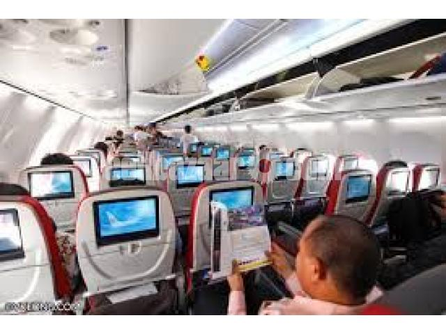 DHAKA TO BALI RETURN AIR TICKET - 3/3