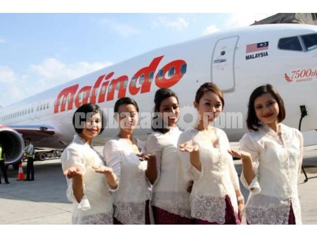 DHAKA TO KUALA-LUMPUR BY MALINDO AIRLINES - 1/2