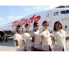 DHAKA TO KUALA-LUMPUR BY MALINDO AIRLINES