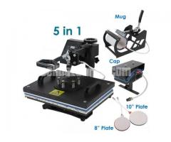 5 in 1 combo  heat preash machine - Image 2/4