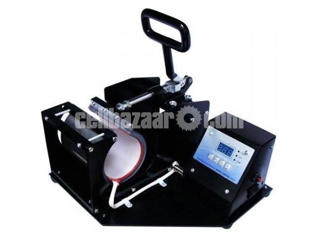 Mug Heat preash Machine - 1/4