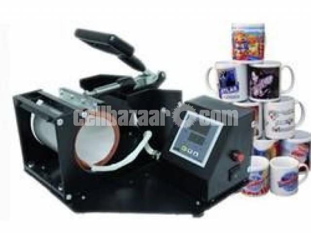 Mug Heat preash Machine - 2/4