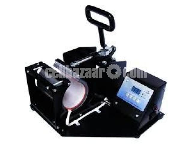 Mug Heat preash Machine - 3/4