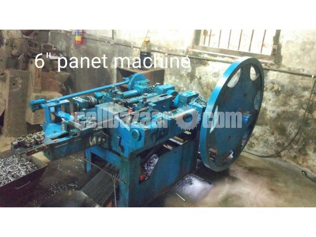 Nails &  Roofing Nails machineries for sale in Package Price!!!! - 1/5