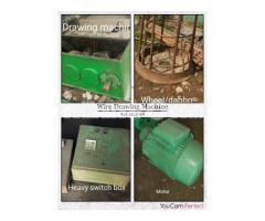 Nails &  Roofing Nails machineries for sale in Package Price!!!!