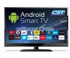 Buy Brand New 39″ Smart LED TV (Android – Internet TV)