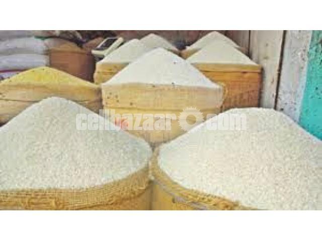 Minicate Rice per KG - 4/4