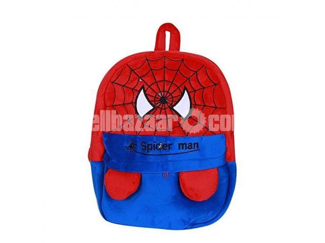 Spider Man School Bag - 1/3