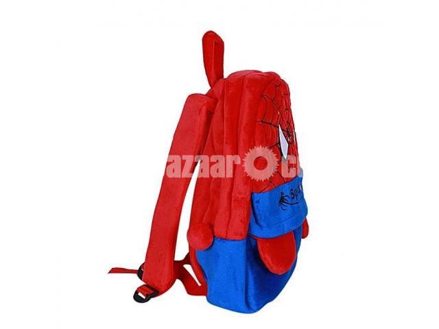 Spider Man School Bag - 2/3
