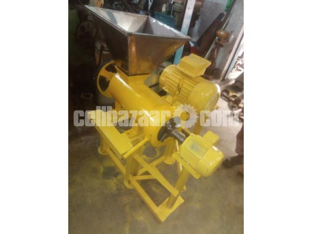 Auto Feed Mill Pellet Machine - 2/2