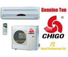 CHIGO 1.0 Ton GENUINE BTU AC