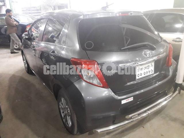 Toyota Vitz Banani Cellbazaar Com Buy Sell Property Jobs In Bangladesh