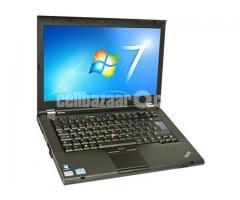 Lenovo Thinkpad Laptop Core i5