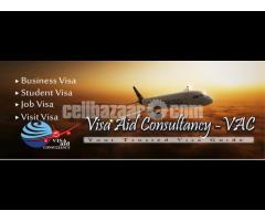 Algeria Visit Visa