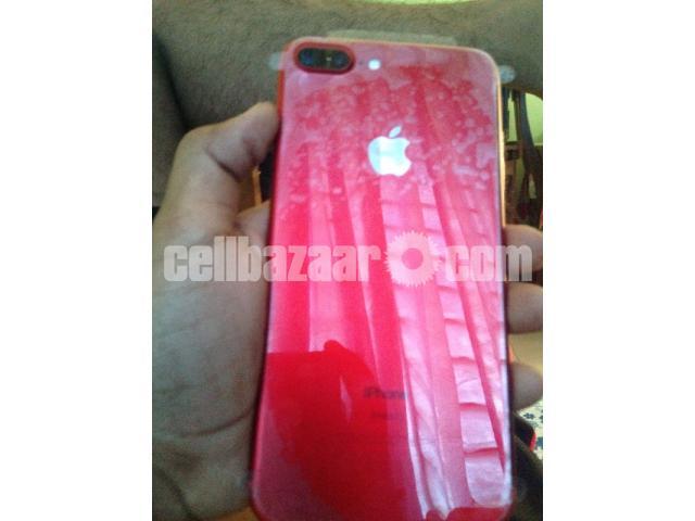 Apple iPhone 7plus RED - 2/5