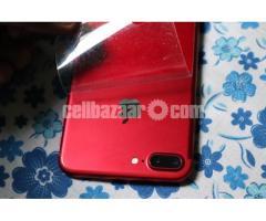 Apple iPhone 7plus RED - Image 3/5
