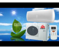 NEW CHIGO Air Conditioner 1 Ton