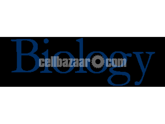 House Tutor for Biology - 3/5