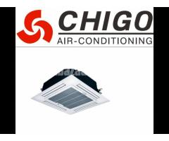 CHIGO CS15EC60 5 ton ceilling & cassette type ac
