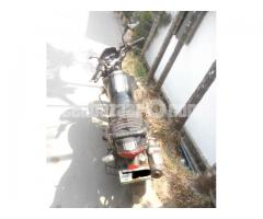 TVS Apache Black 2008 - Image 4/4