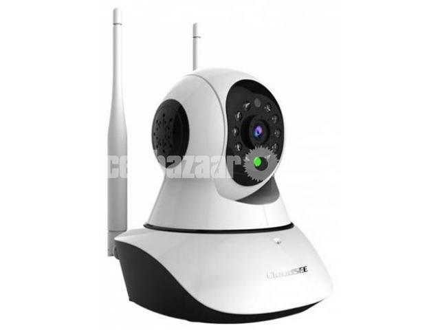 Jovision JVS-H510-Plus Wi-Fi Cloudsee IP Security Camera - 1/2
