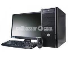 Desktop full pc low price