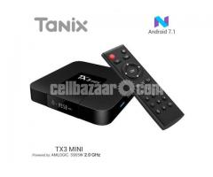 Tanix TX3 mini 2+16G Android 7.1 TV Box