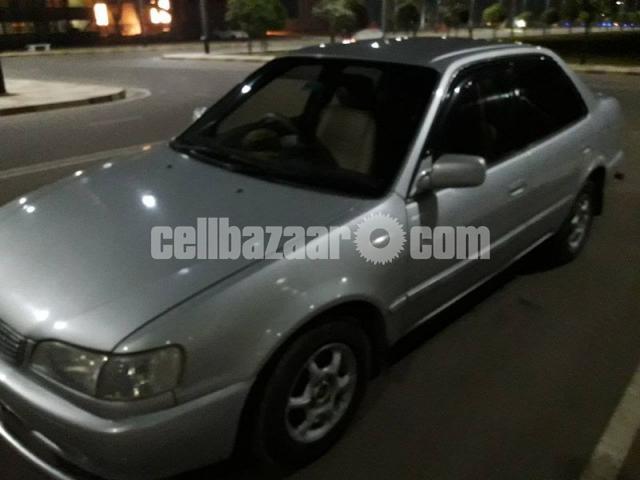 Toyota Corolla AE110 1997 SE Saloon