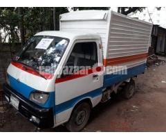 Delivery van. Changan Automobile Chaina