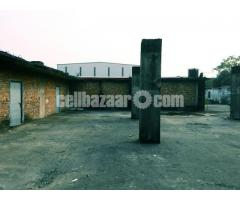 20000 sqft factory shed for rent at savar