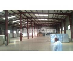 20000 sqft factory shed for rent at boardbazar