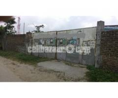 40000 sqft factory shed at madanpur