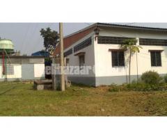 5.5 bigha land with factory setup at mawna - Image 3/5