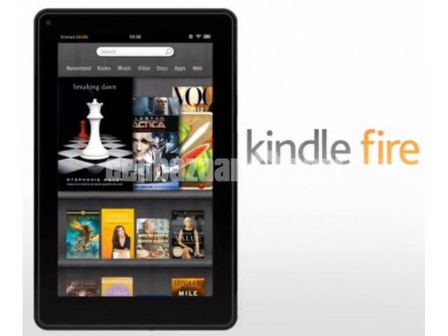 amazon kindle fire(5th generation)