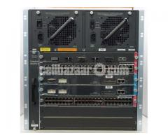 CISCO CATALYST 48port SWITCH-C4507