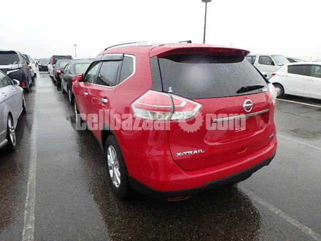 Nissan X Trail Sunroof Red 2014 7 Seater Basundhara Cellbazaar Com Buy Sell Property Jobs In Bangladesh