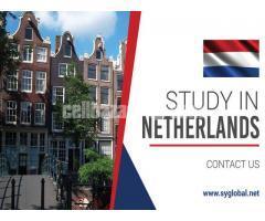 Netherlands - এ পড়াশোনা