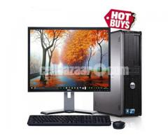 """1000GB 4GB Core i3 with 20"""" Samsung LED Monitor"""